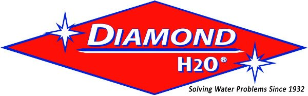 Diamond Water Company Logo